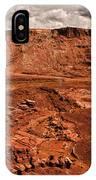 Utah Rocks IPhone Case