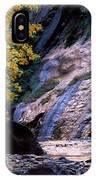 Utah - Zion National Park Virgin River 8 IPhone Case