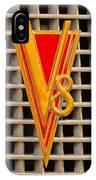 V8 Lasalle IPhone Case