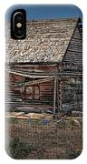 Vacant Homestead IPhone Case