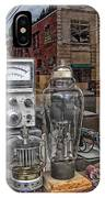 Vacuum Tubes And Diodes - Wallace Idaho IPhone Case