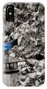 Vagabon Blue Bird IPhone Case