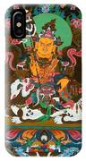 Vaishravnna 22 IPhone Case