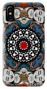 Vajrasattva Mandala Yantra IPhone Case