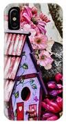 Valentine House IPhone Case