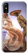 Vallarta Dancers IPhone Case
