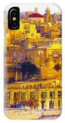 Valletta Capital Of Malta IPhone Case