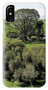 Valley At Hobbiton Nz IPhone Case