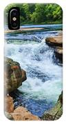 Valley Falls IPhone Case