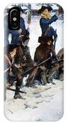 Valley Forge: Steuben, 1778 IPhone Case