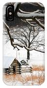 Valley Forge Winter 14 IPhone Case