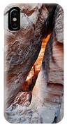 Valley Of Fire Mouse's Tank Canyon IPhone Case