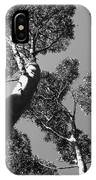 Valley Of The Giant Tingles Bw IPhone Case