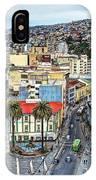Valparaiso A Color Palette City IPhone Case