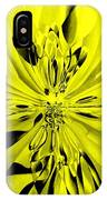 Values In Yellow IPhone Case