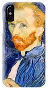 Van Gogh On Van Gogh IPhone Case