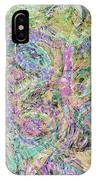 Van Gogh Style Abstract I IPhone Case