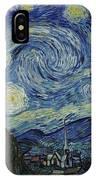 Van Gogh The Starry Night IPhone Case
