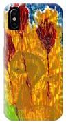 Van Gogh's Garden Of Eden IPhone Case