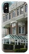 Vancouver Architectural Heritage IPhone Case