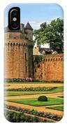 Vannes In Brittany France IPhone Case