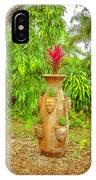 Vase's Faces IPhone Case