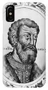 Vasily II (1415-1462) IPhone Case