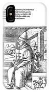 Vasily IIi Ivanovich (1479-1533) IPhone Case