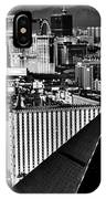 Vegas Black And White IPhone Case