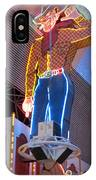 Vegas Vic IPhone Case