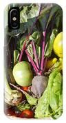 Veggie Delight IPhone Case