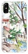Velez Blanco 01 IPhone Case
