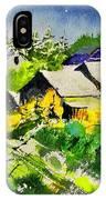 Vencimont Watercolor  IPhone Case