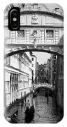 Venetian Classic Bridge IPhone Case