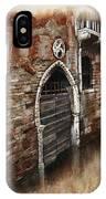 Venetian Door 03 Elena Yakubovich IPhone Case