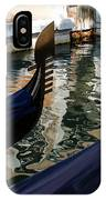 Venetian Gondolas IPhone Case