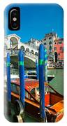 Venice - Rialto IPhone Case