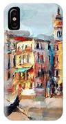 Venice 14 IPhone Case