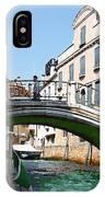 Venice Bridge IPhone Case