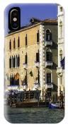 Venice Buildings IPhone Case