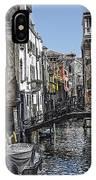 Venice Canal 5 IPhone Case