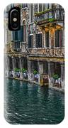 Venice Canal 7 IPhone Case
