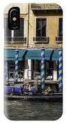Venice Gondola IPhone Case