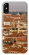 Venice Italy - No Canals IPhone Case