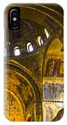 Venice - St Marks Basilica Interior IPhone Case