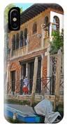 Venice Streetscape IPhone Case