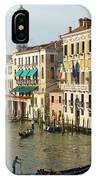 Venice Sun IPhone Case