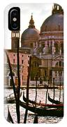 Venice The Grand Canal IPhone Case