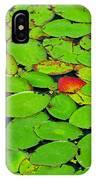 Verdant Swamp IPhone Case