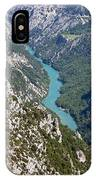 Verdon River  IPhone Case
